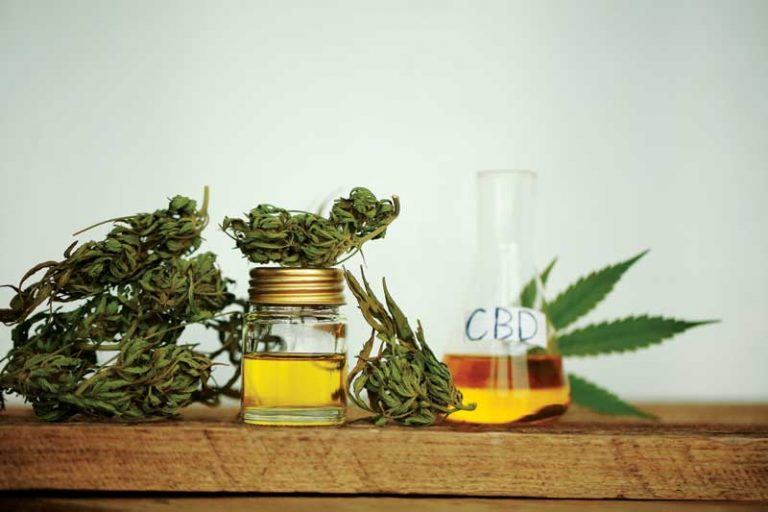 bigstock-Cannabis-Product-Oil-232479163-768x512